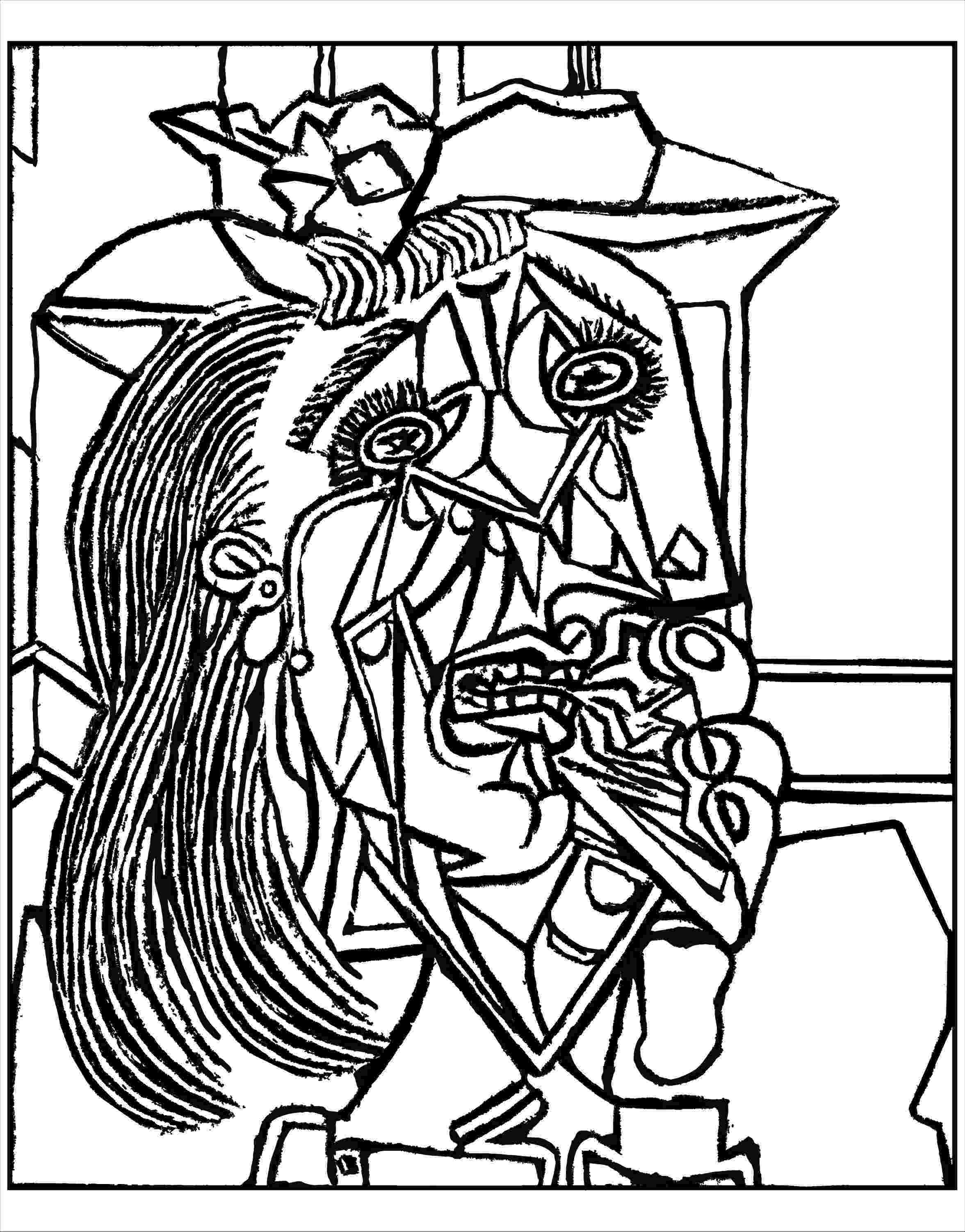 picasso coloring book online coloring pages starting with the letter p coloring picasso book