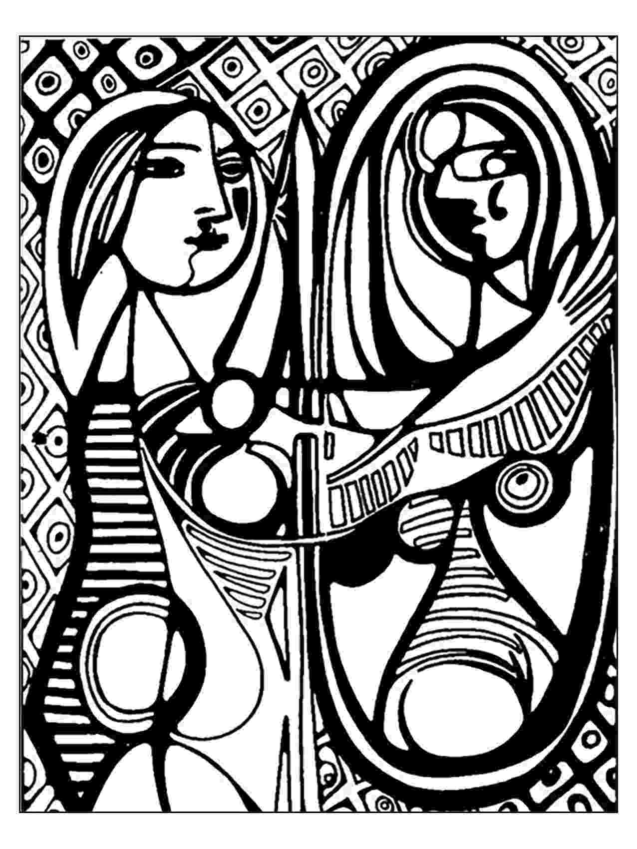 picasso coloring book pablo picasso to download for free pablo picasso kids book coloring picasso