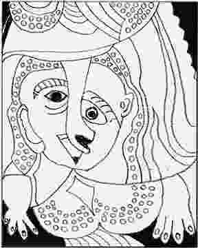 picasso coloring book picasso coloring pages at getcoloringscom free book picasso coloring