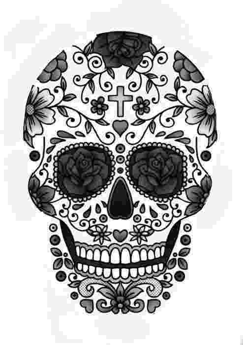 pics of sugar skulls 29 downright awesome sugar skulls you39re going to love pics sugar of skulls