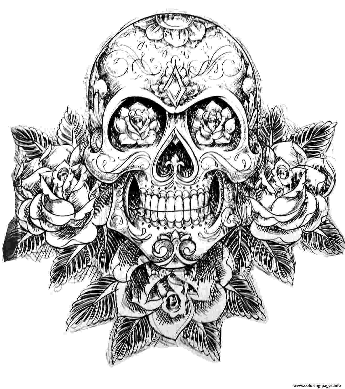 pics of sugar skulls pin on jeffery sugar skulls of pics