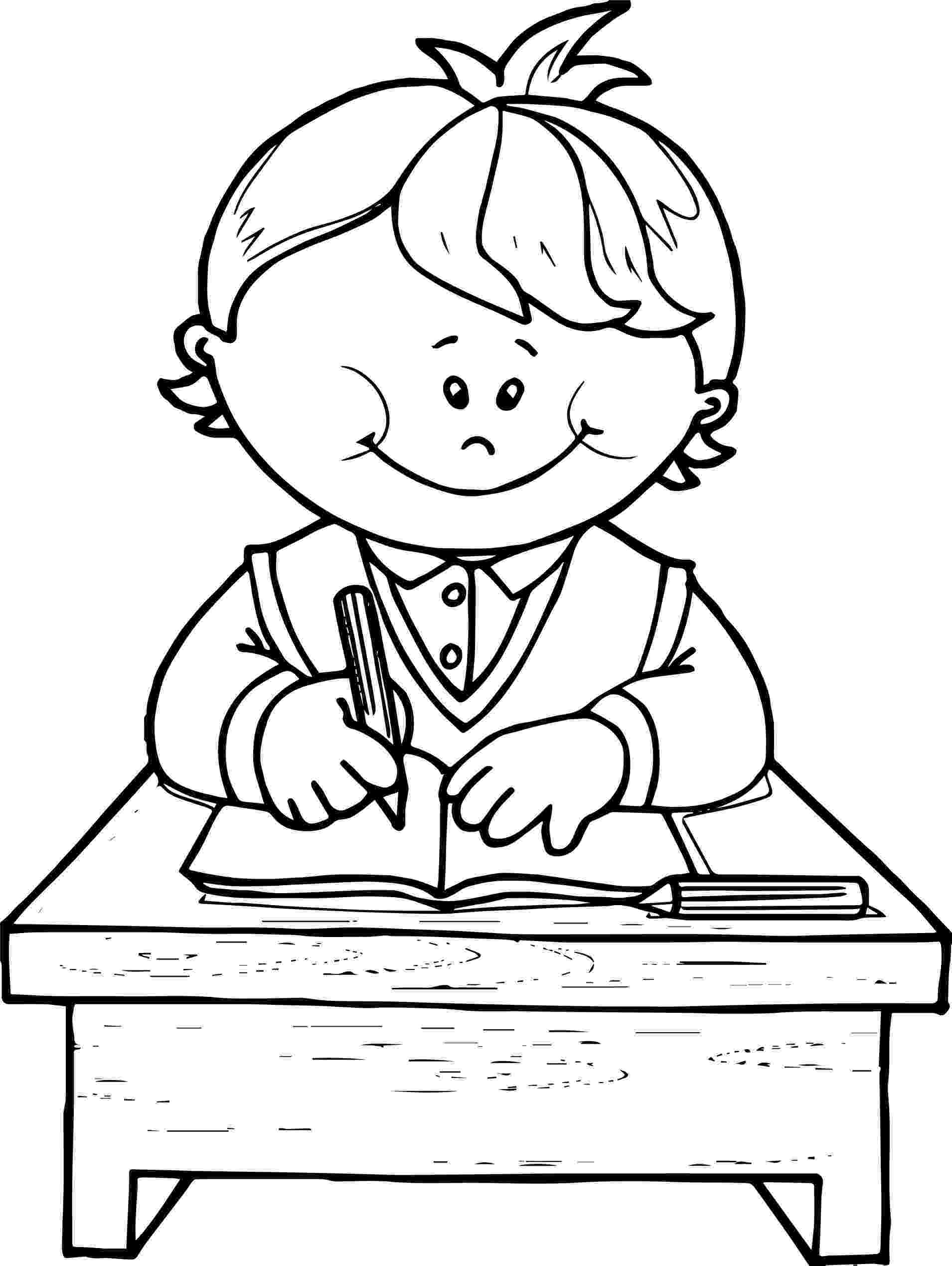 picture of a boy to color free printable baby coloring pages for kids to a color boy of picture