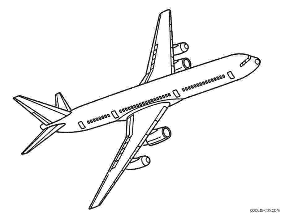 picture of an airplane to color free printable airplane coloring pages for kids cool2bkids airplane color to an picture of