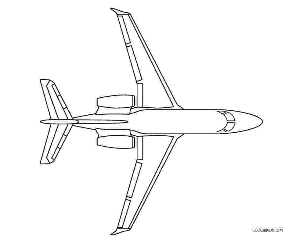 picture of an airplane to color free printable airplane coloring pages for kids cool2bkids of color airplane an to picture