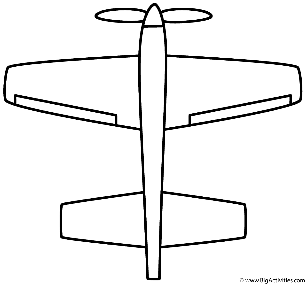 picture of an airplane to color simple airplane coloring page military airplane of to an picture color