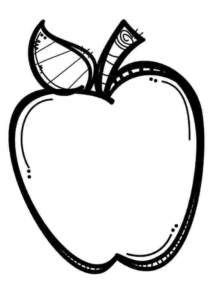 picture of apples apple coloring page free printable coloring pages picture apples of