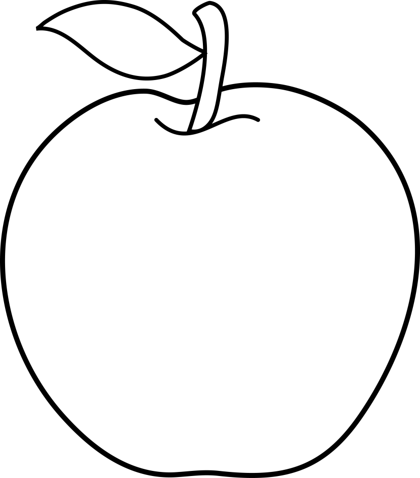 picture of apples black and white apple clip art clipartioncom of picture apples