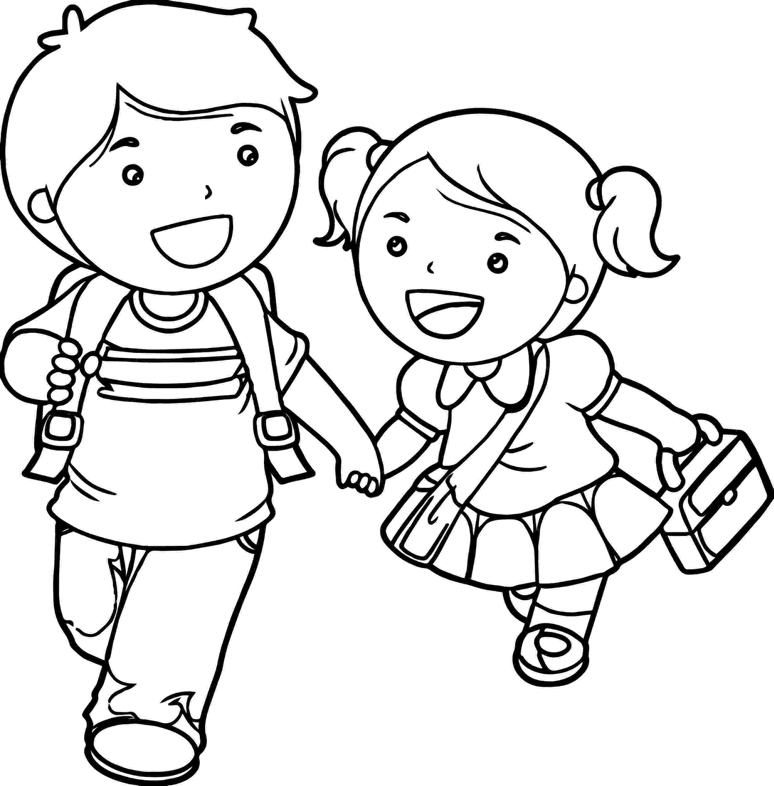 pictures for boys to color cute little boy holding seedling coloring page free to boys color pictures for