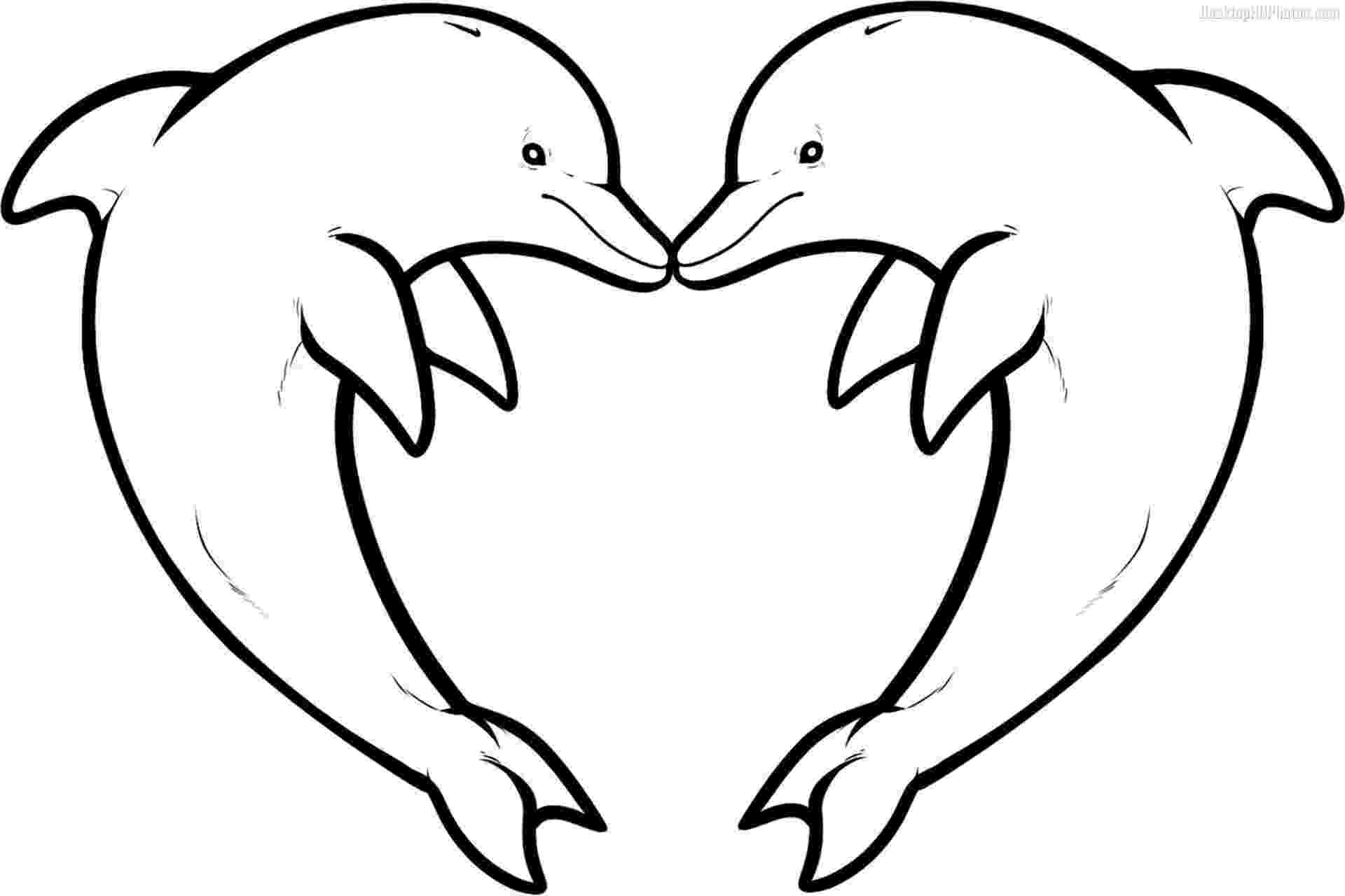 pictures of dolphins to color dolphin coloring pages dolphins color to pictures of