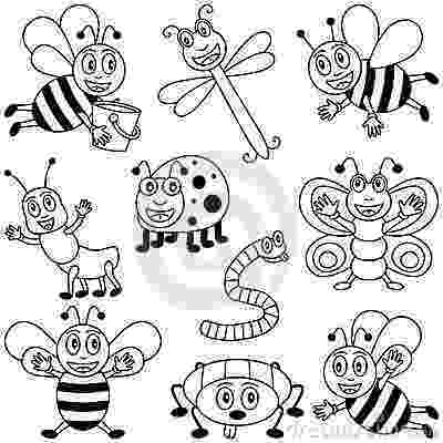 pictures of insects to color insects coloring page 22 topcoloringpagesnet pictures of color to insects