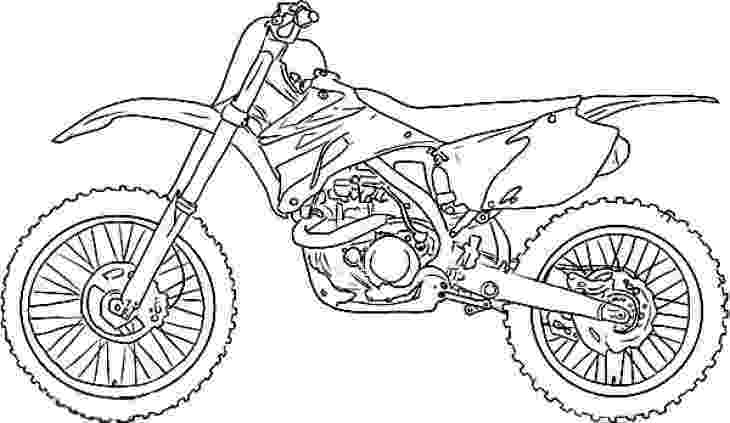 pictures of kids dirt bikes free printable image of dirt bike to color for kids bikes dirt kids pictures of