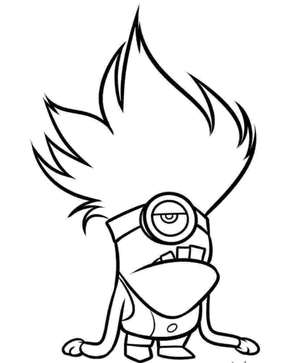 pictures of minions to color cute coloring pages minion of pictures minions color to