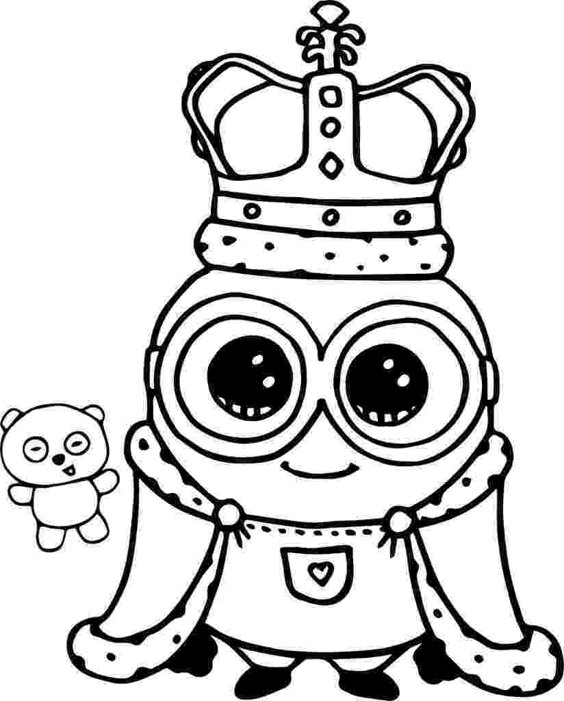 pictures of minions to color to print minion coloring pages from despicable me for free pictures color minions to of