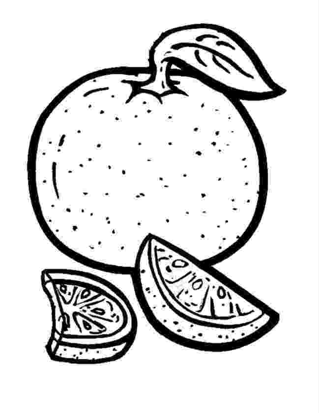 pictures of oranges print free fruit orange s3916 coloring pages orange pictures oranges of