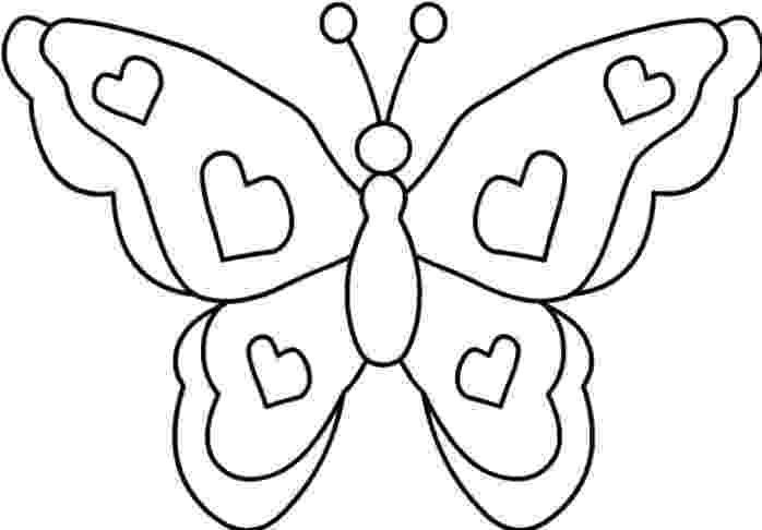 pictures to color of butterflies free printable butterfly colouring pages in the playroom butterflies pictures to color of