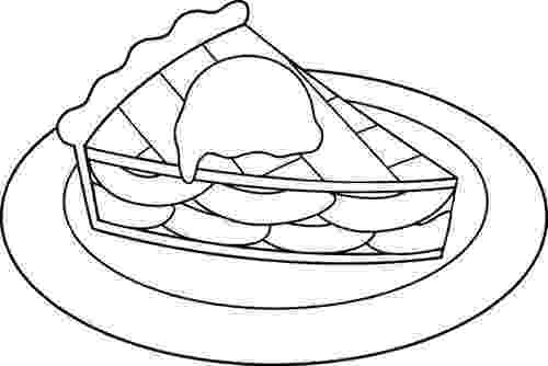 pie coloring page apple coloring pages for preschoolers 360coloringpages page coloring pie