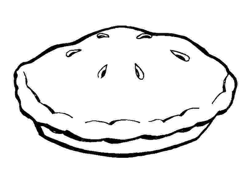pie coloring page coloring picture of pie clipart best coloring page pie