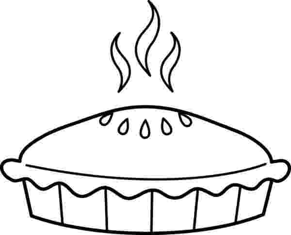 pie coloring page coloring picture of pie clipart best pie page coloring