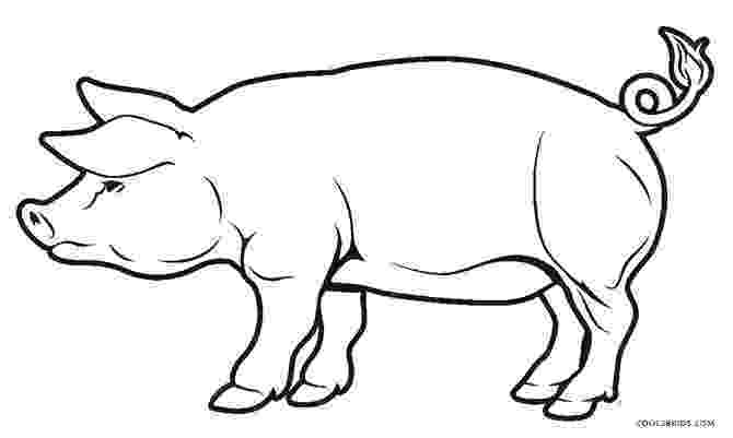 pig printable peppa pig coloring pages to print for free and color pig printable