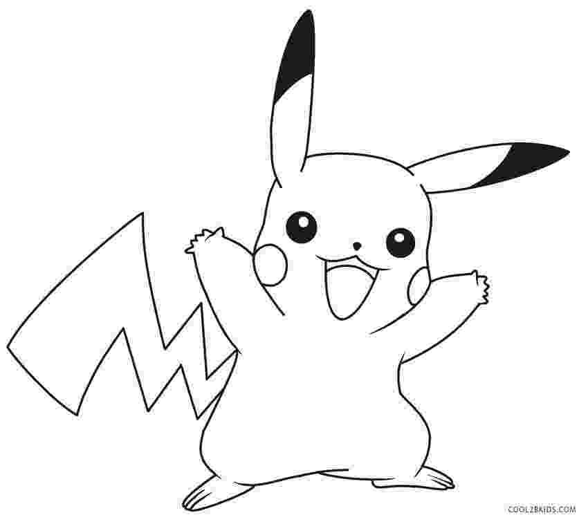 pikachu coloring sheet pokemon thunderbolt attack 10 pikachu coloring pages coloring pikachu sheet