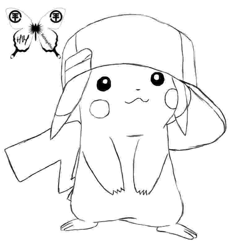 pikachu sketch cute pikachu by nothing4free on deviantart pikachu sketch