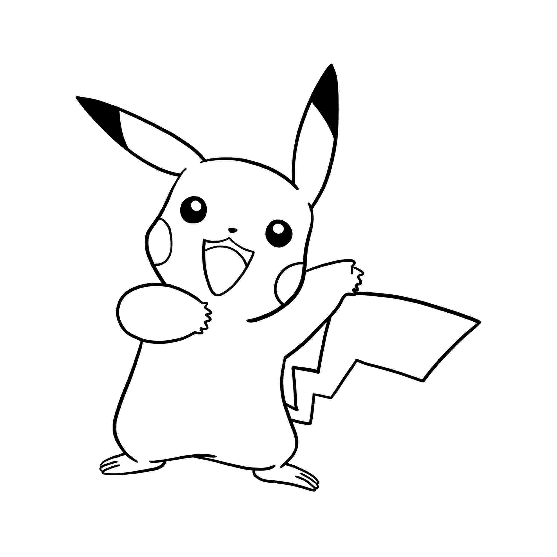 pikachu sketch how to draw pikachu pokemon step by step pokemon pikachu sketch
