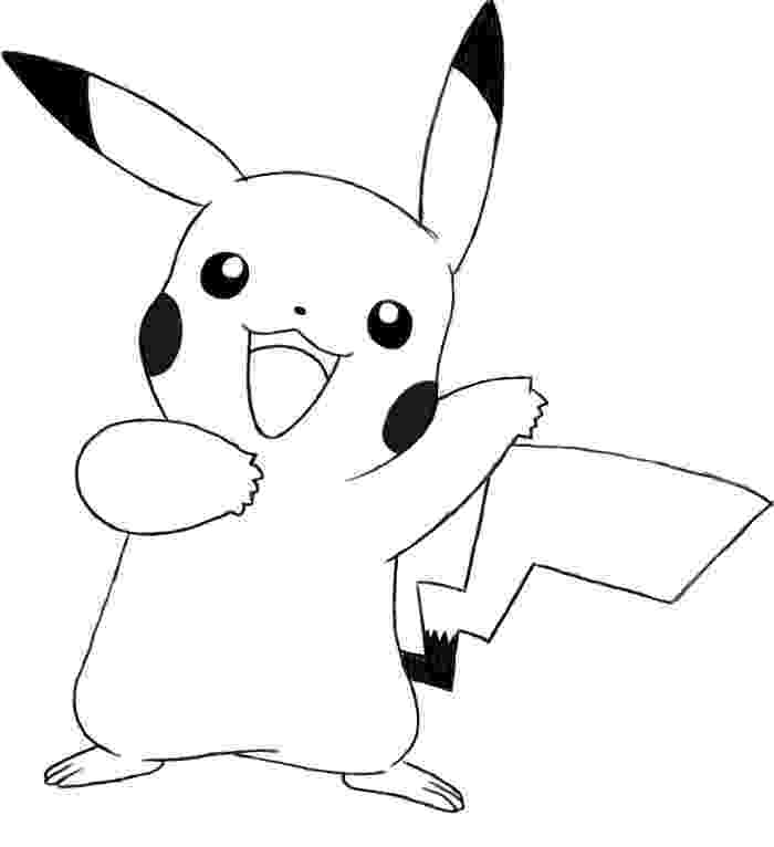 pikachu sketch how to draw pokémon pikachu sketch