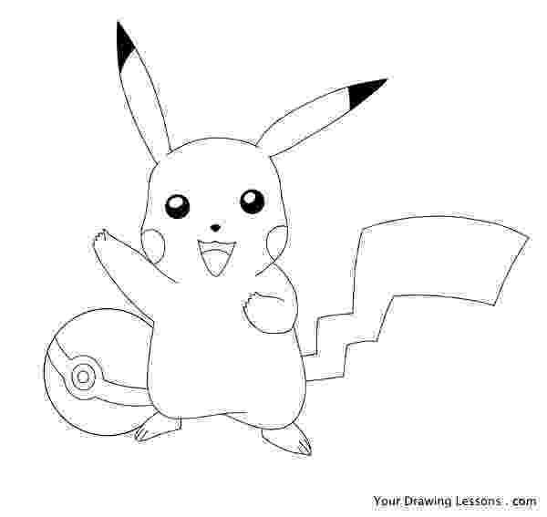 pikachu sketch pikachu drawings new easy pikachu drawing how to draw sketch pikachu