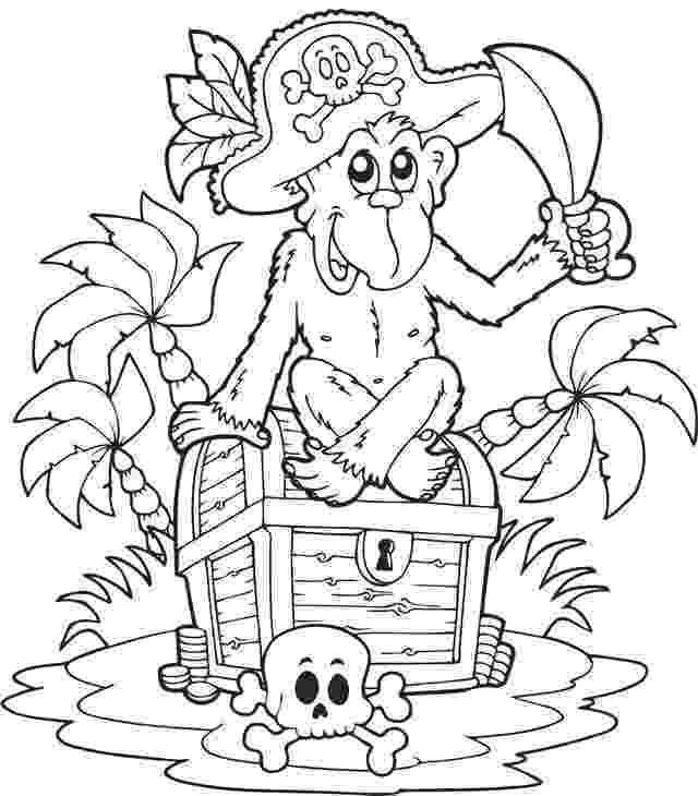 pirate coloring pages for kids coloring pages kids pinterest pirate ships free for pages pirate kids coloring