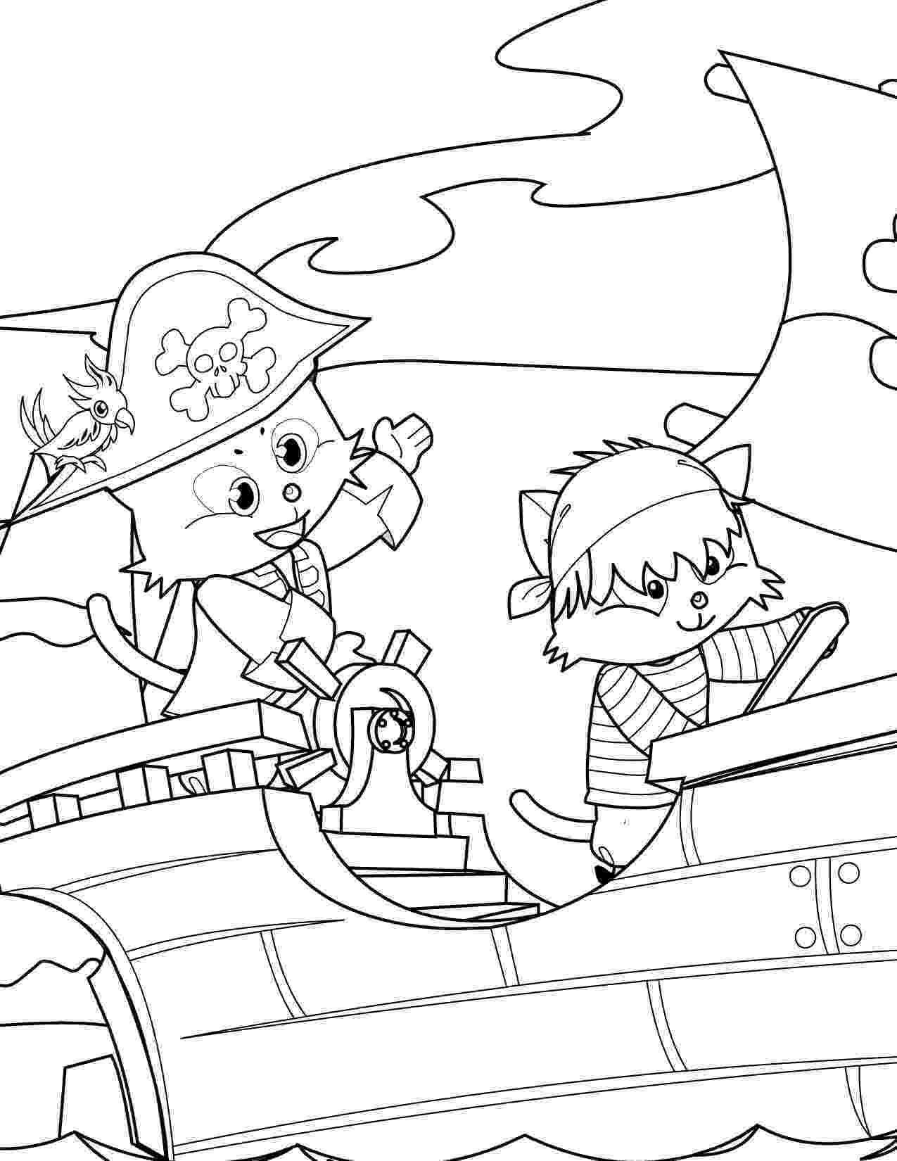 pirate coloring pages for kids printable pirate coloring pages to download and print for free coloring for printable pages kids pirate