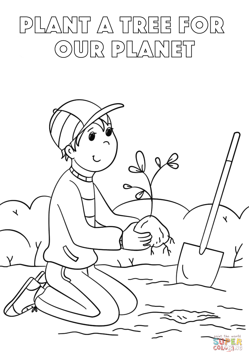 plant colouring sheets arbor day tree coloring pages best coloring pages for kids sheets plant colouring