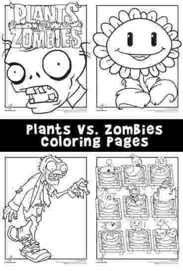 plants vs zombies 2 colouring pages all plants from plants vs zombies coloring page kids plants colouring 2 pages zombies vs