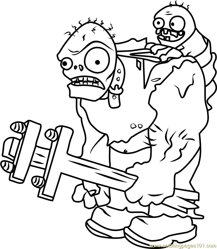 plants vs zombies 2 colouring pages cattail plants vs zombies 2 how to draw Растения против 2 colouring plants pages zombies vs
