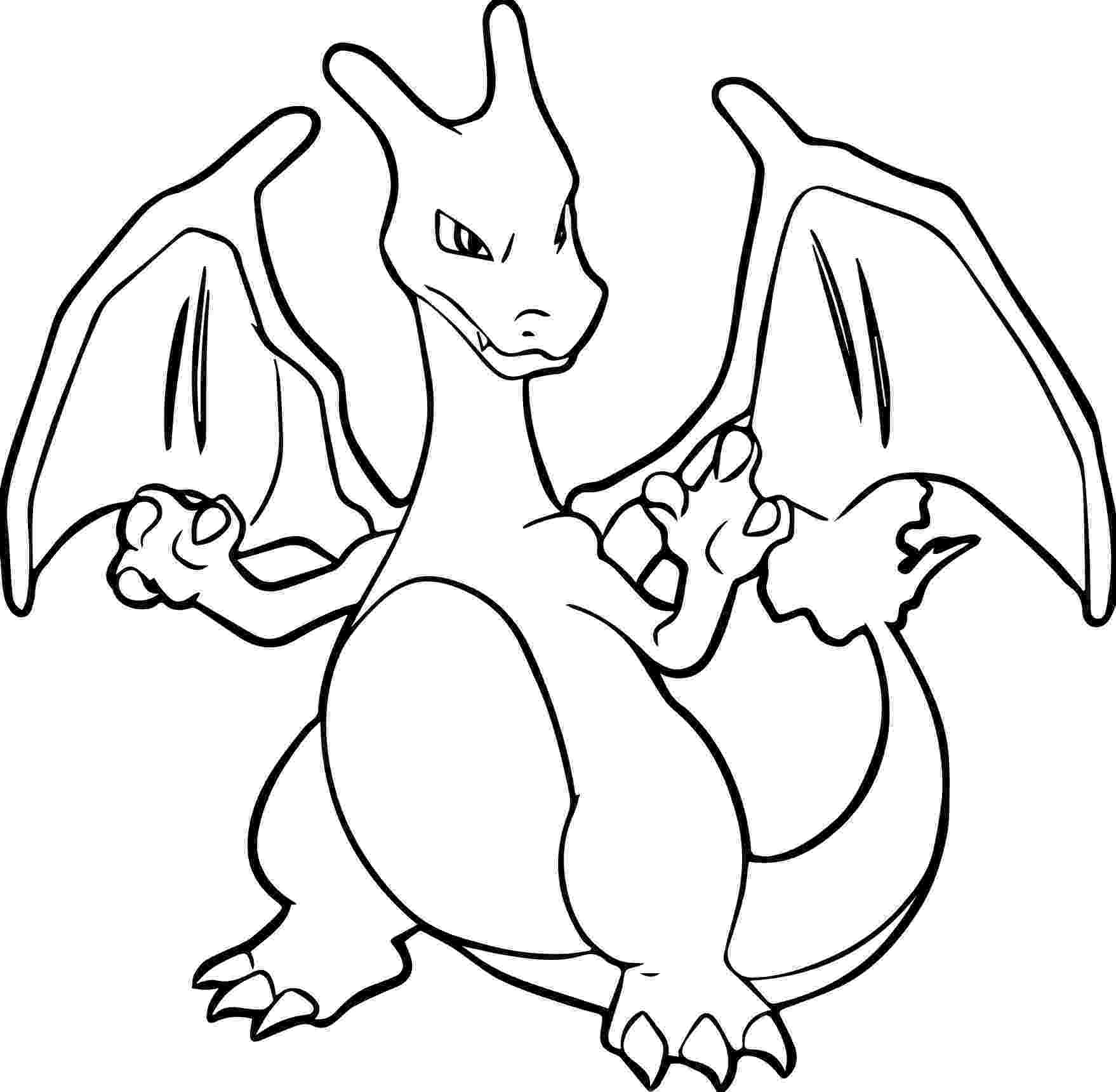 pokemon charizard coloring pages charizard coloring pages to download and print for free charizard pokemon pages coloring