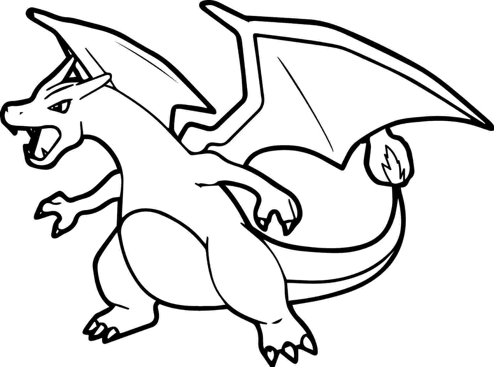 pokemon charizard coloring pages mega charizard x coloring page coloring home coloring charizard pages pokemon