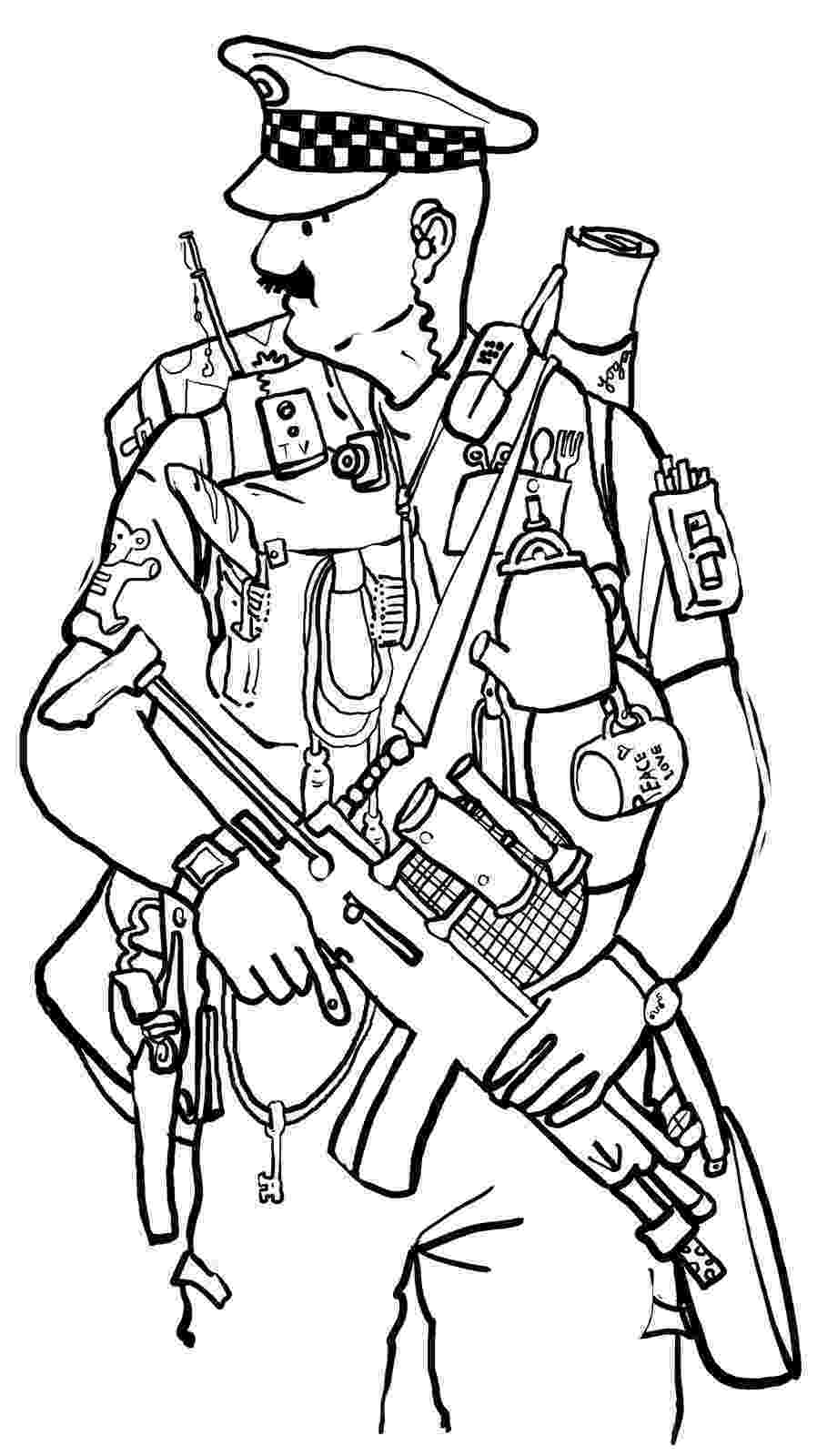 police pictures to color police hero coloring pages coloring pages color police to pictures