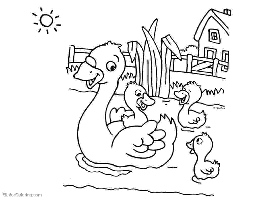 pond pictures to color pond life coloring pages animals and plants free pond color pictures to