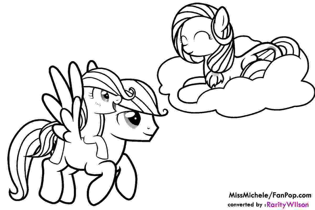 pony coloring book december 2012 team colors pony coloring book