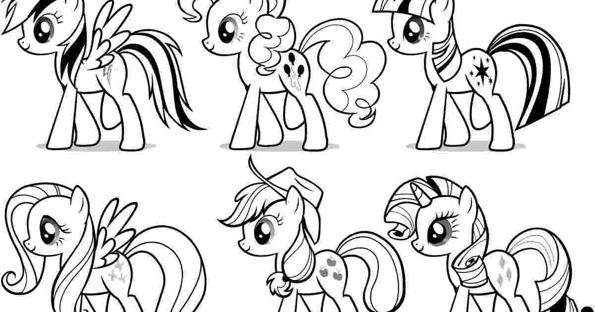 pony coloring book my little pony coloring pages team colors pony book coloring