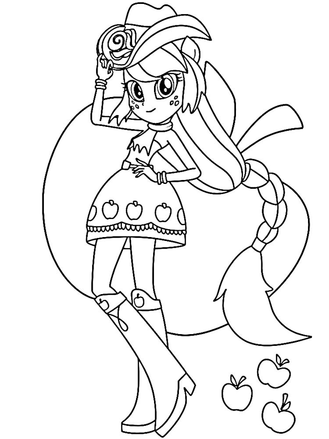 pony coloring pages for girls apple jack coloring pages for girls my little pony girls pony for pages coloring