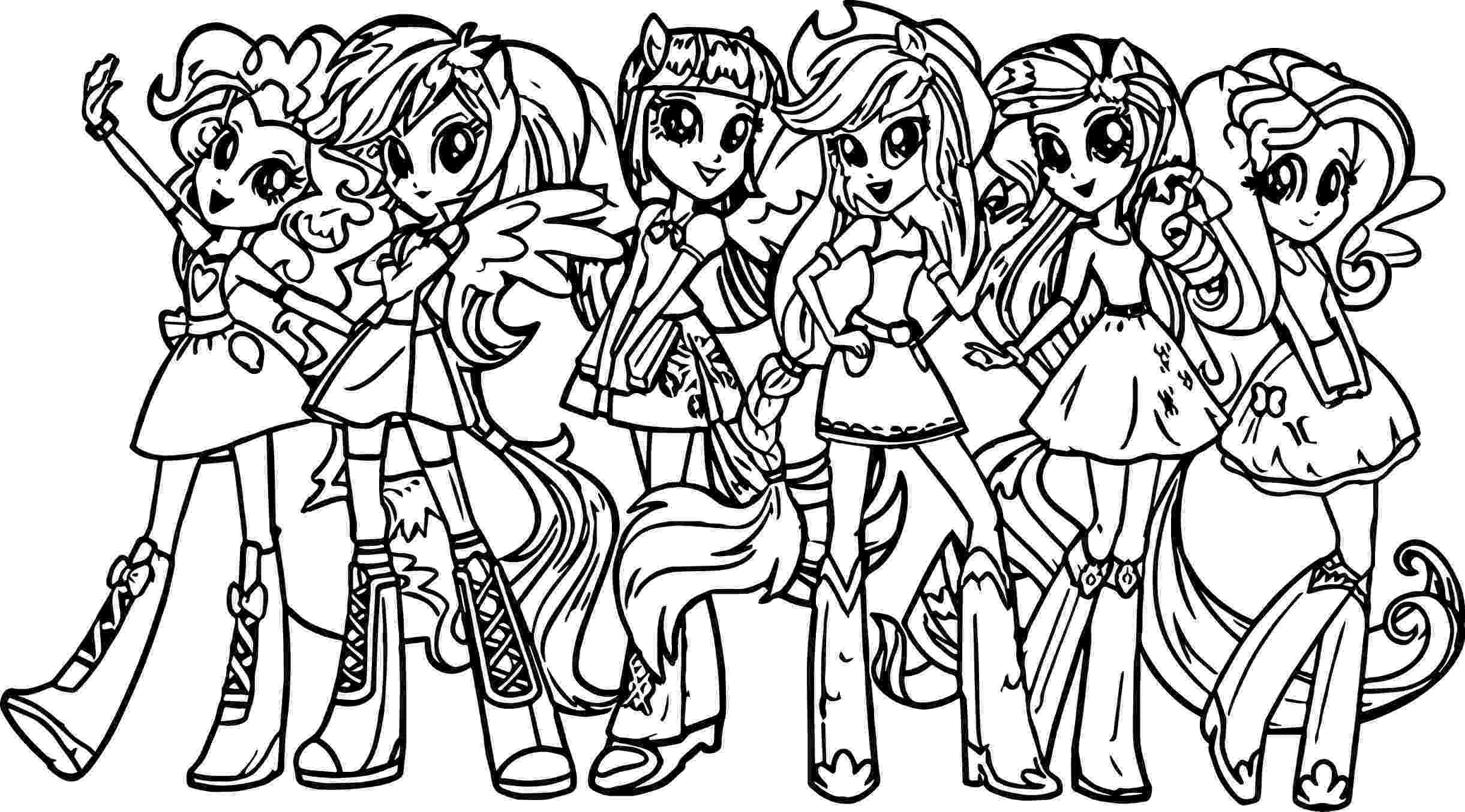 pony coloring pages for girls my little pony coloring pages for girls print for free or pages girls for coloring pony