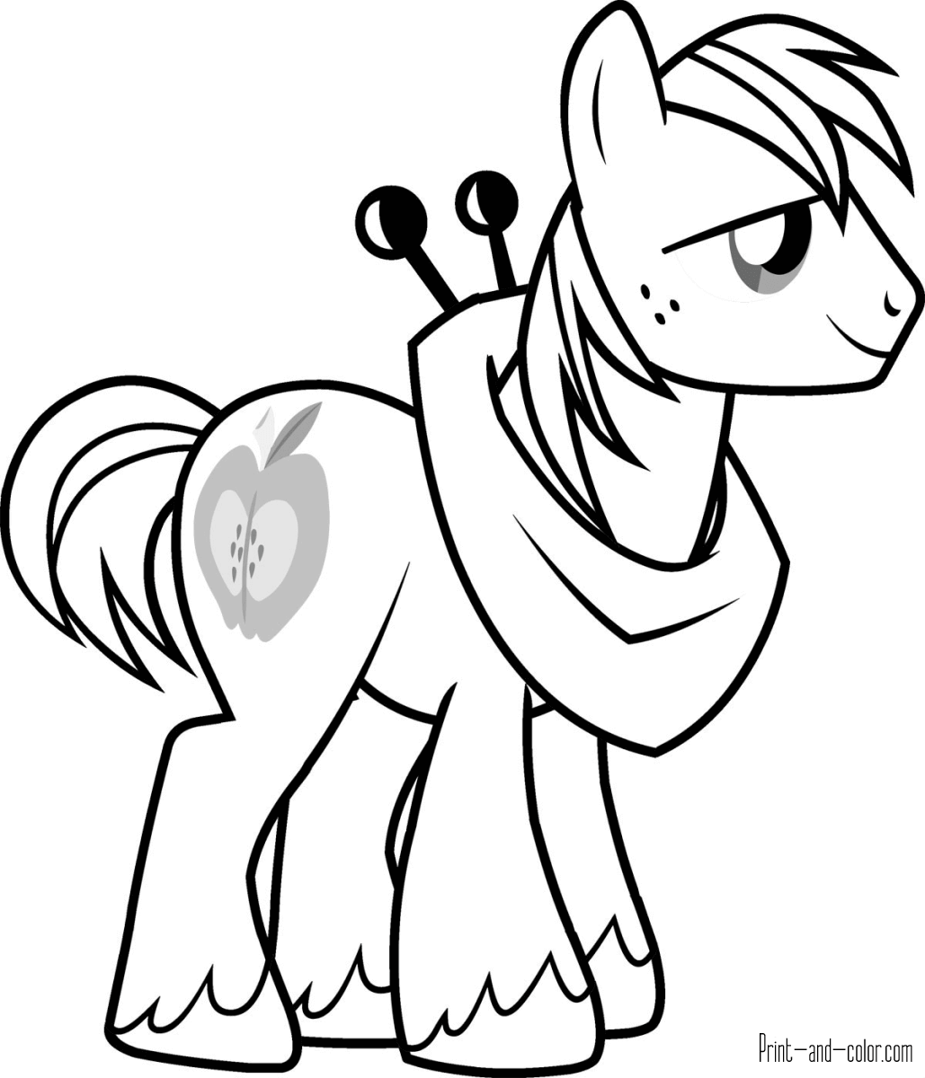 pony coloring pages to print my little pony coloring pages print and colorcom pages coloring print to pony