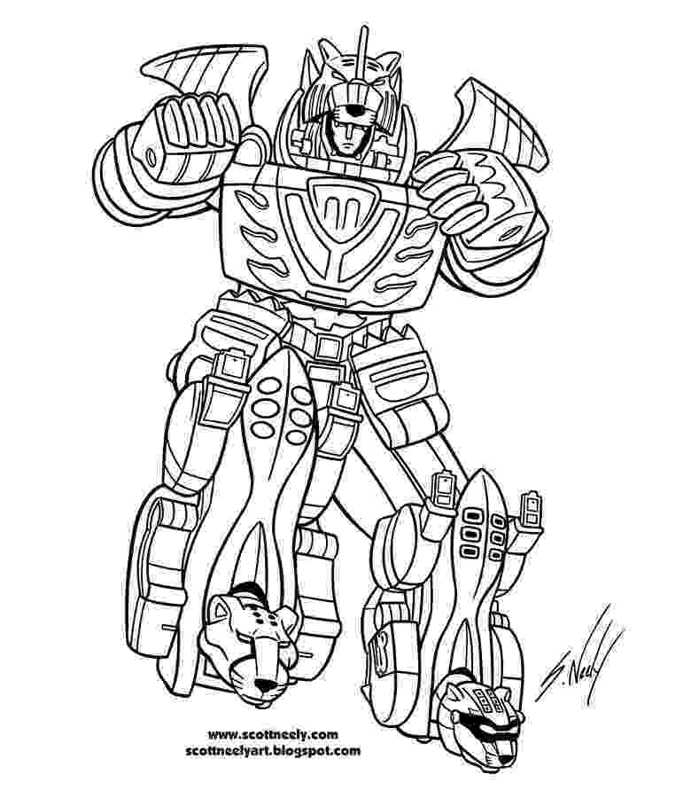 power rangers printables dinothunder power rangercoloring pages power printables rangers