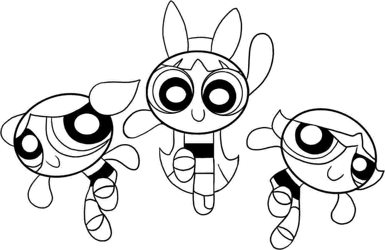 powerpuff coloring pages the powerpuff girls coloring pages free minister coloring pages powerpuff coloring