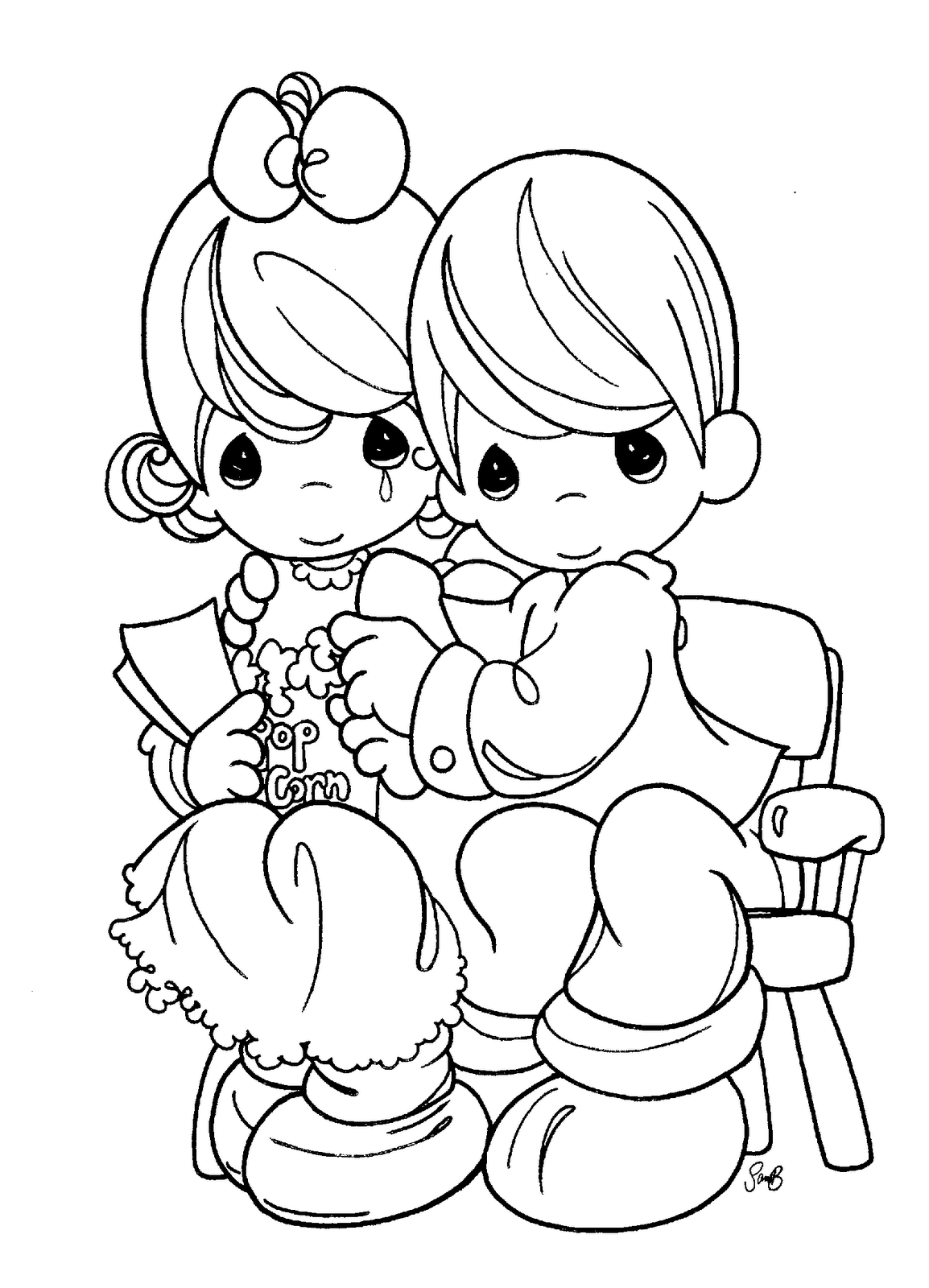 precious moments coloring pages robbygurl39s creations interchangeable wreath pages moments precious coloring