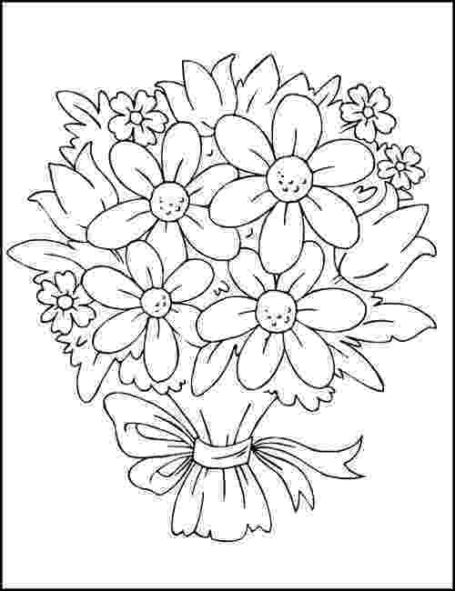 pretty flowers coloring pages 17 best images about coloring pages on pinterest coloring pages flowers pretty