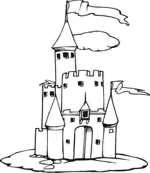 princess castle colouring pages 1000 images about coloring pages on pinterest princess colouring castle pages