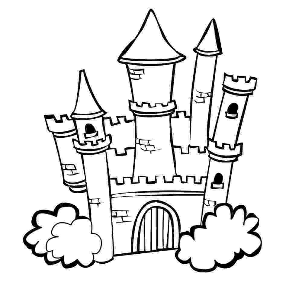 princess castle colouring pages disney princess castle coloring pages pages castle princess colouring