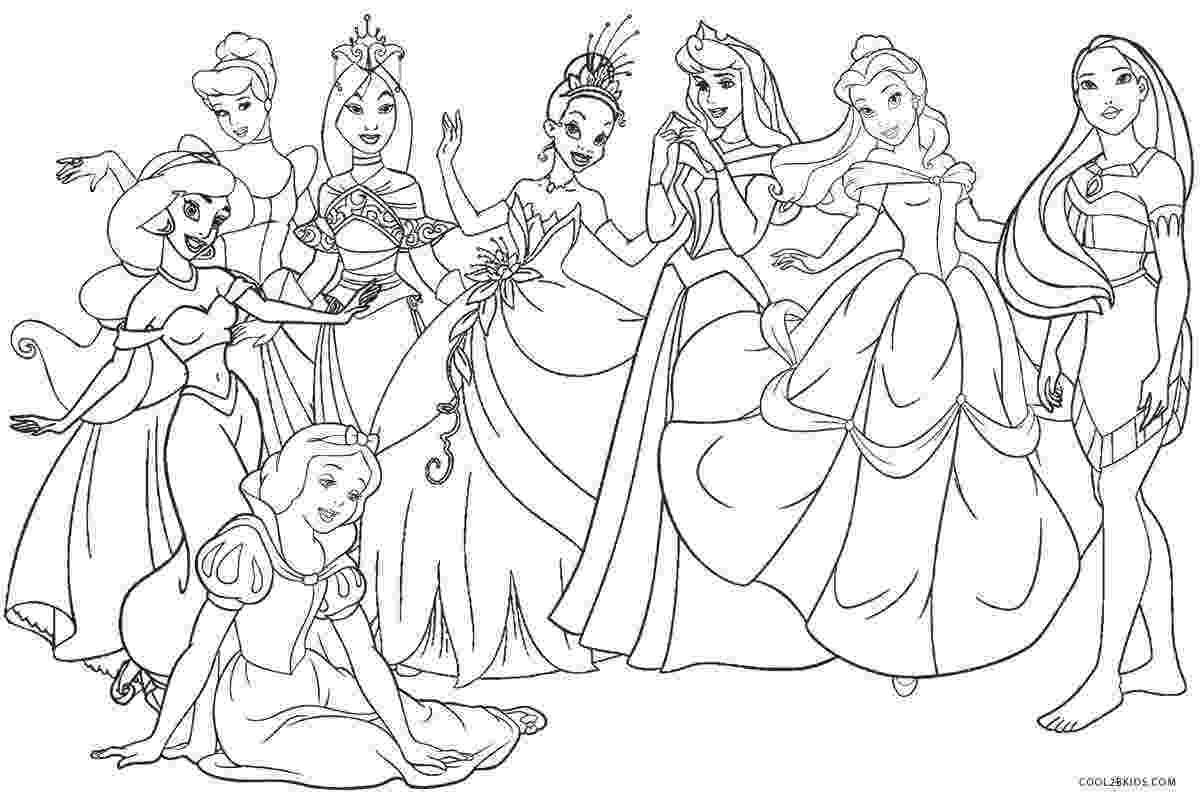 princess free coloring disney princess christmas coloring pages coloring princess free