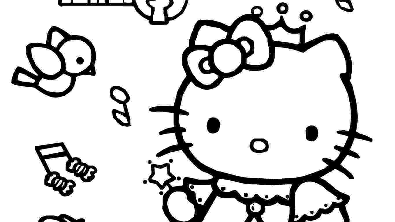 princess hello kitty coloring pages hello kitty coloring pages coloring pages kitty princess hello